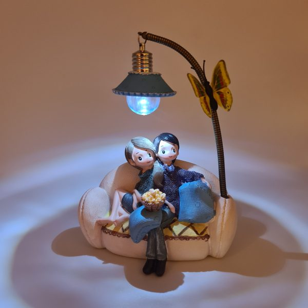 Couple Gift Anniversary Figurines