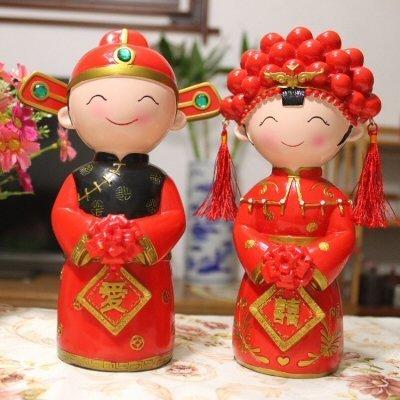 Wedding Gift Resin Toy