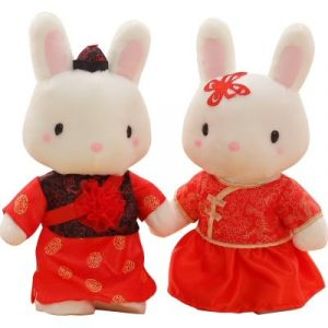 Wedding Dolls Lover Rabbit