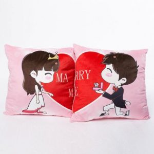 Pillow Cushion Marry Me