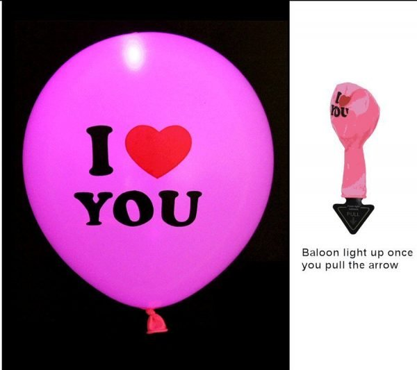 Party Luminous Balloon Decoration