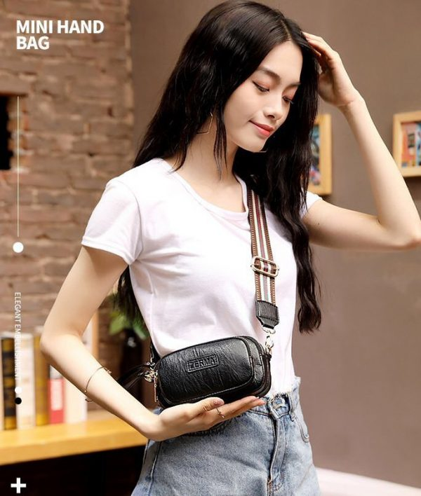 Cross Shoulder Mini Bag