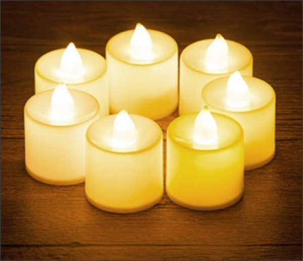 Electronic Candle Light LED 24