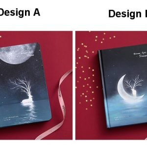 Glow In Dark Notebook