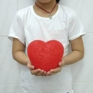 Heart Shape LED Lights