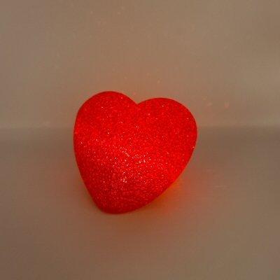 Heart Shape LED Lights