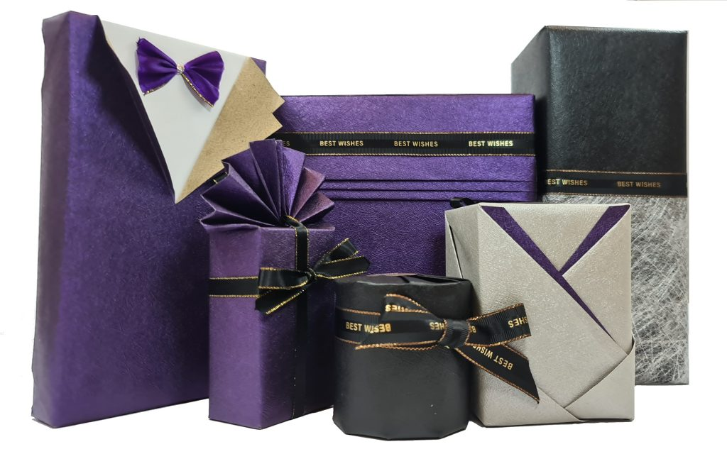 Gift Wrapping Services Samples