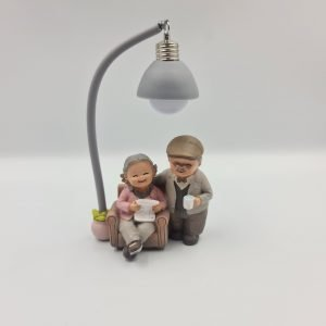 Anniversary Elder Figurines Modern Lights