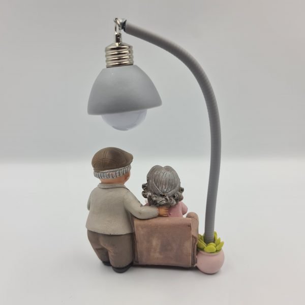 Anniversary Elder Figurines Lights