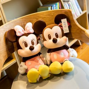 Mickey and Mini Plush Toy