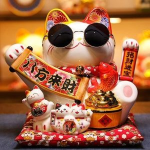 Lucky Cat Fortune Everywhere