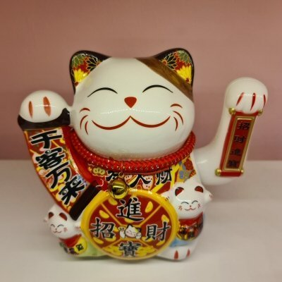 Fengshui Cat Thousand Customers
