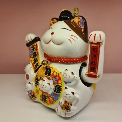 Fortune Cat Thousand Customers