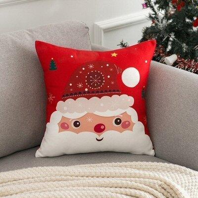 Santa Claus Cushion Blanket