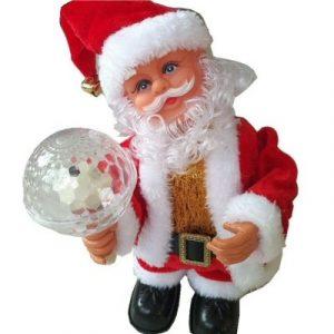 Musical Santa Claus Toy Shaking Hip