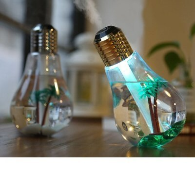 Light Bulb USB Diffuser
