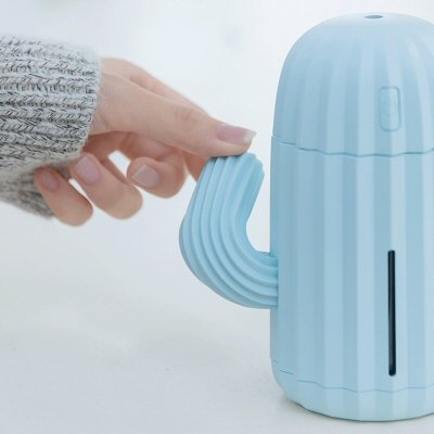 Rechargeable USB Humidifier Cactus