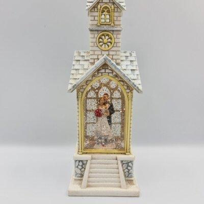 Stunning Church Wedding Music Box