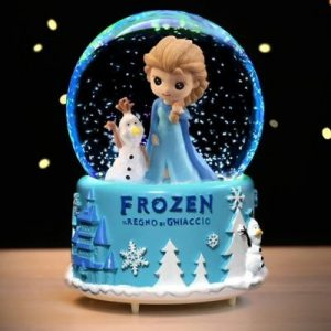 Frozen Elsa Olaf Music Box