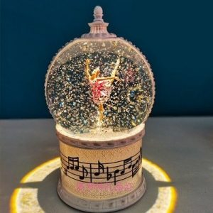 Ballet Dancer Music Box