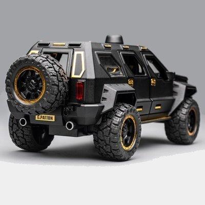 Super SUV Car Toy 1:24 Model