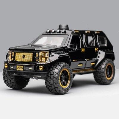 Super SUV Car Toy