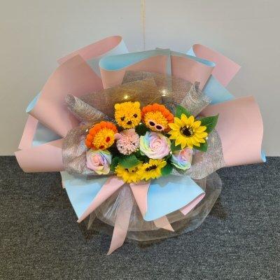 Smiley Emoji Bouquet