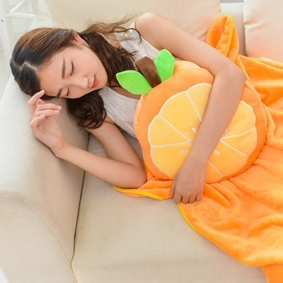 Pillow Cushion With Blanket