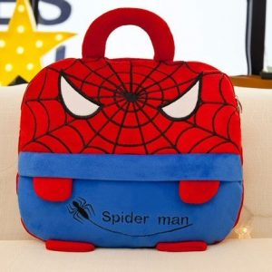 Spiderman Cushions Pillow Blanket