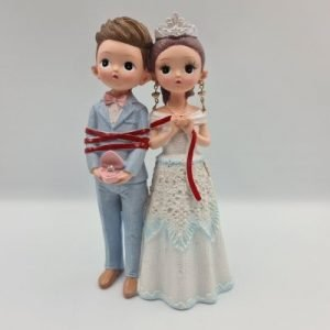 Wedding Figurines Encounter Love
