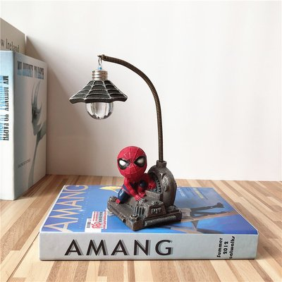 Spiderman Small Night Light