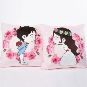 Couple Cushion Simply Love