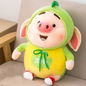 Little Pig Plush Toy
