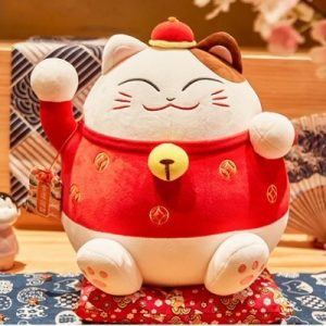 Lucky Cat Doll