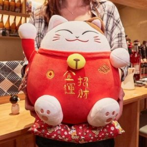 Fortune Cat Doll