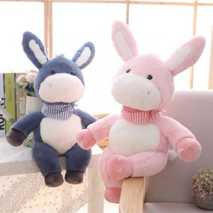 Cute Donkey Plush Toy