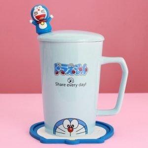 Doraemon Ceramic Cup 350ml