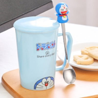 Doraemon Ceramic Cup 350ml