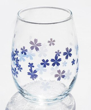 Hot Cold Change Color Glass Cup 100ml