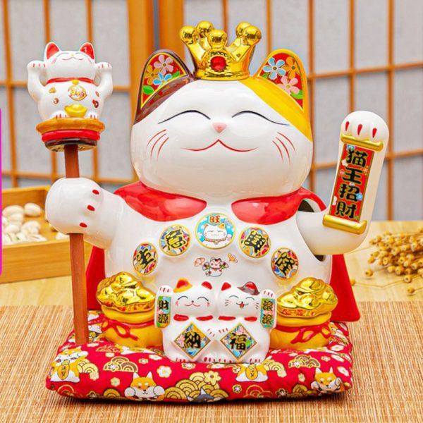 Fortune Cat King Business Booming