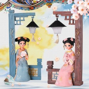 Forbidden City Palace Princess Doll