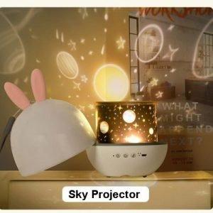 Sky Projector Music Box