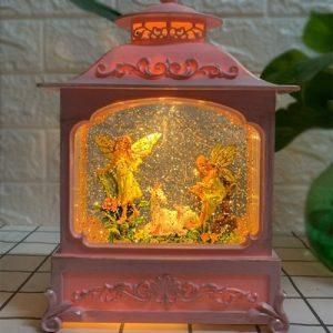 Pink Fairy Music Box