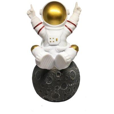 Astronaut Bluetooth Speaker Subwoofer Powerful Bass