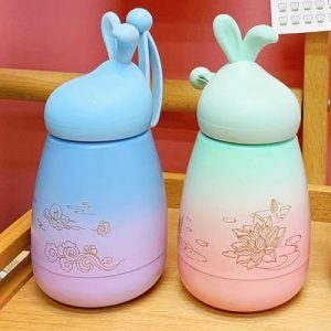Mini Bottle Flask Rabbit 100ml