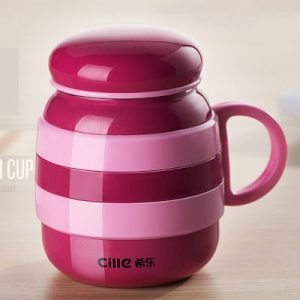 Thermos Mug With Lid 360ml