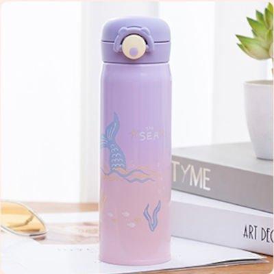 Vacuum Flask Mermaid Tail 500ml