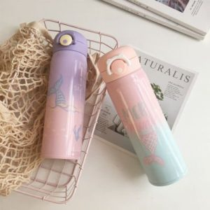 Vacuum Flask Mermaid Tail 350ml