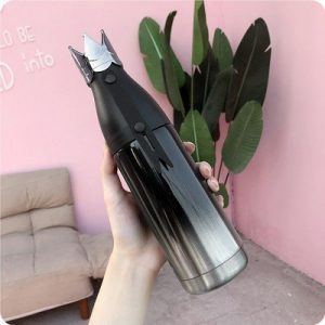 Insulation Bottle Crown Design 350ml