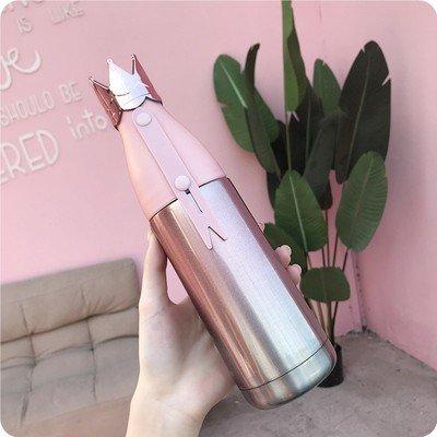 Insulation Bottle Crown Design 350ml